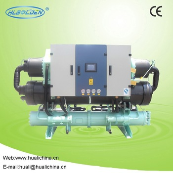 Low temperature water chiller/ Glycol water chiller