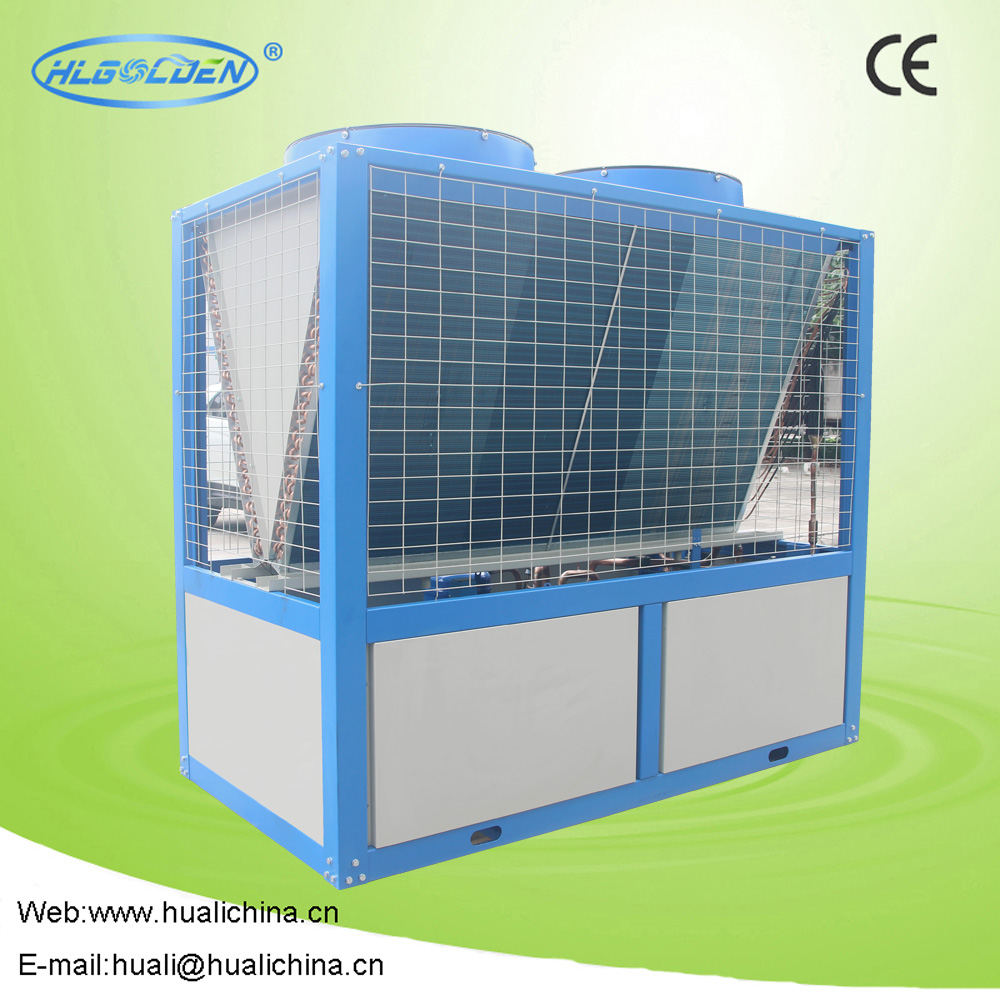 HIGOLDEN Air cooled modular water chiller
