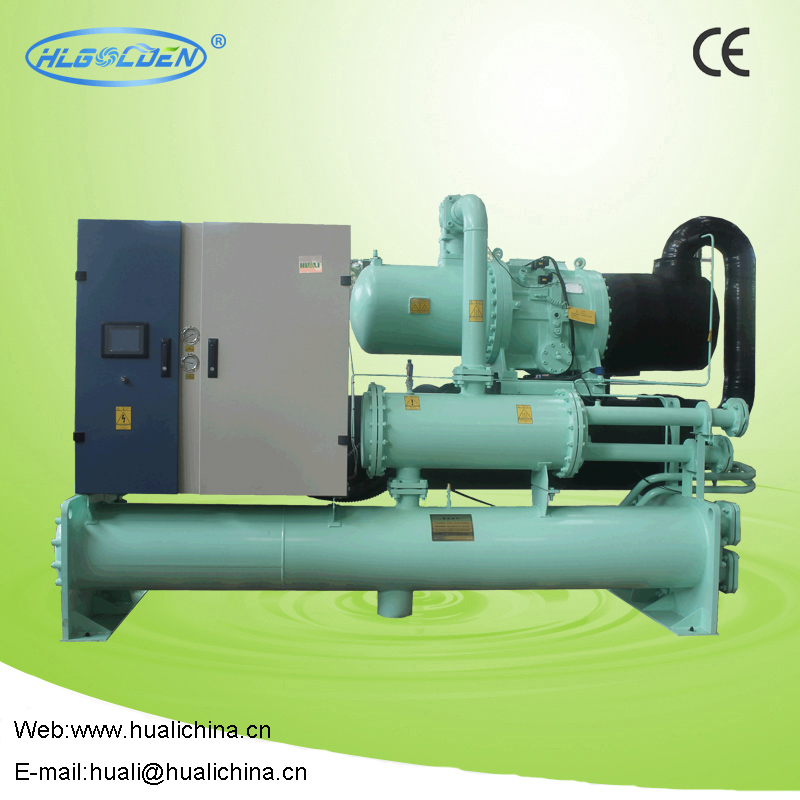 5~-5DegC Low temperature Glycol water chiller