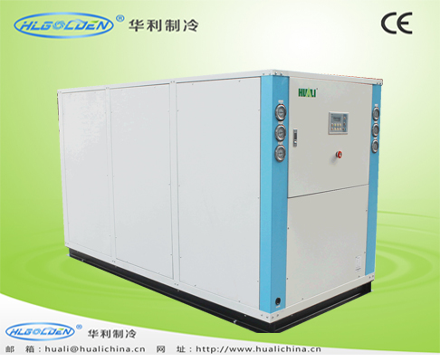 HIGOLDEN Industrial box type water cooled water chiller
