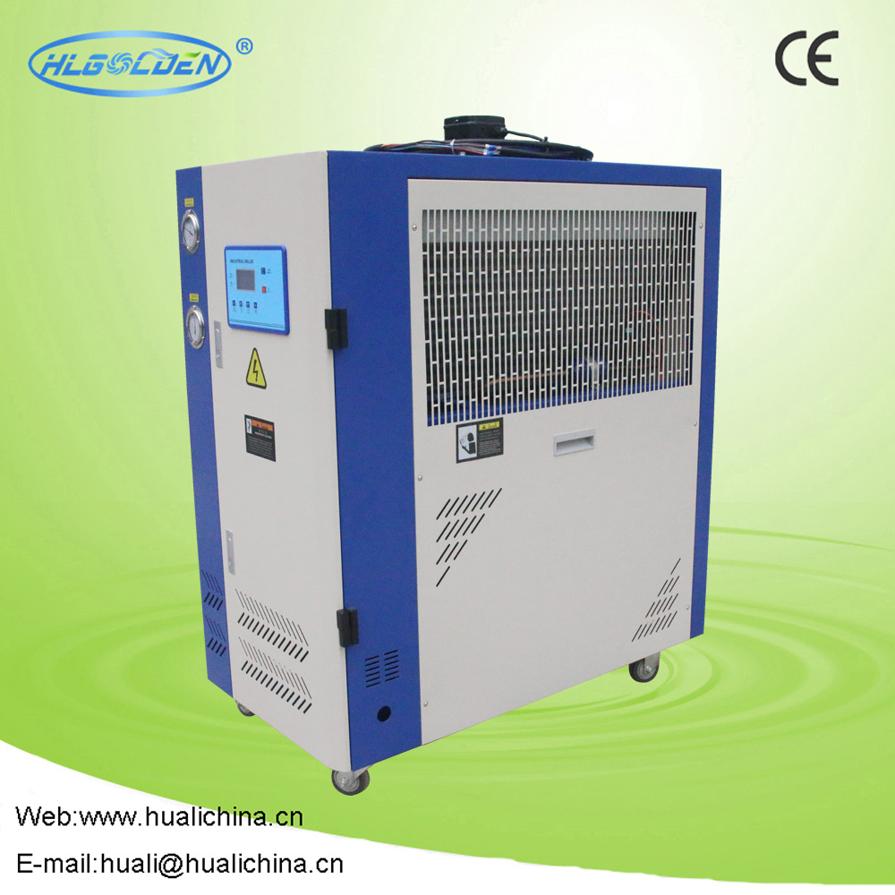 3HP Small industrial water chiller for injection molding plastic